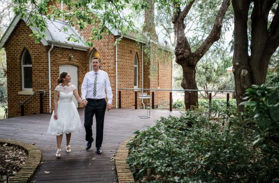 Woodloes Homestead Wedding