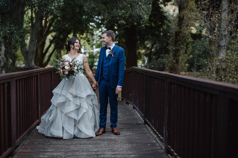 Lamont's Bishop House Perth City Wedding