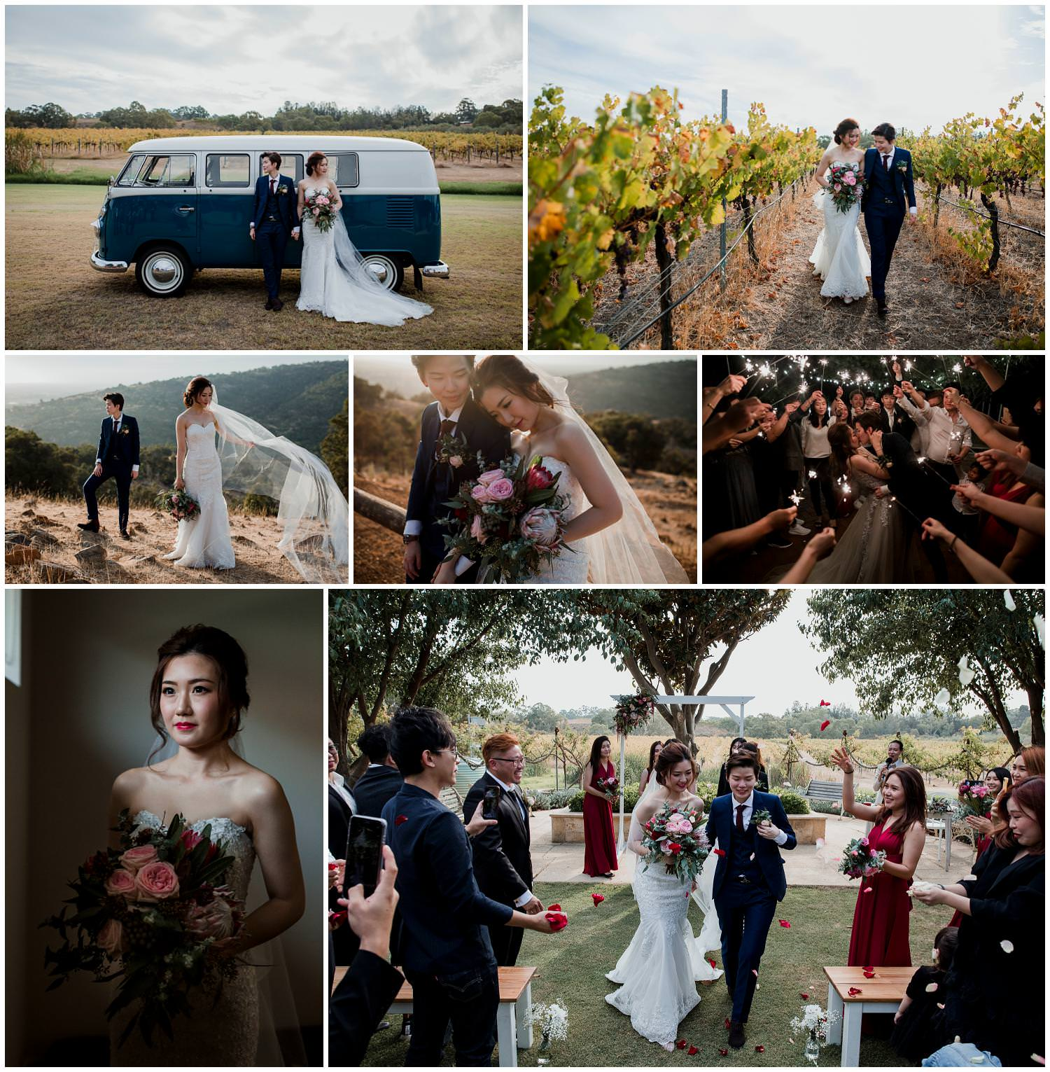 Eve + Shine - Barret Lane Wedding