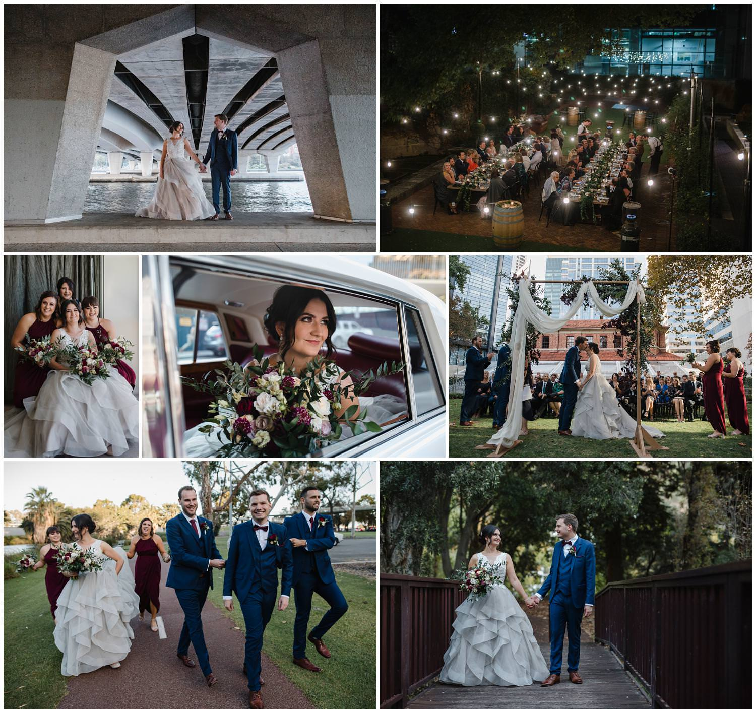 Ben + Jemma - Lamont's Bishops House Wedding