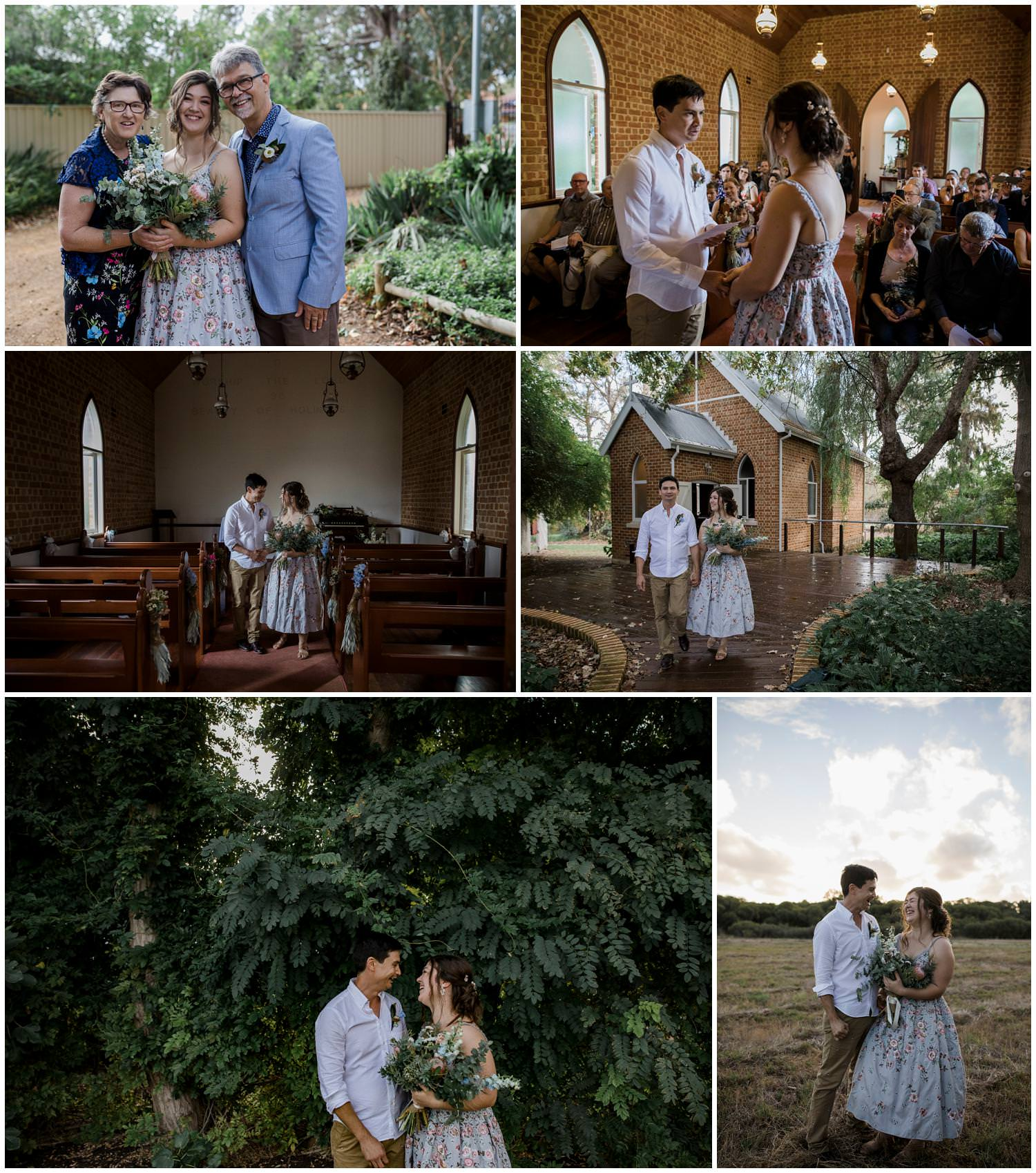 Keira-Jane + David - UWA Woodloes Homestead Wedding