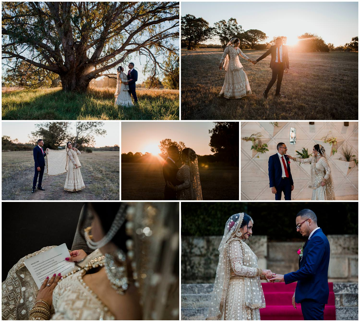Jean-Paul + Serjana - Caversham House Wedding