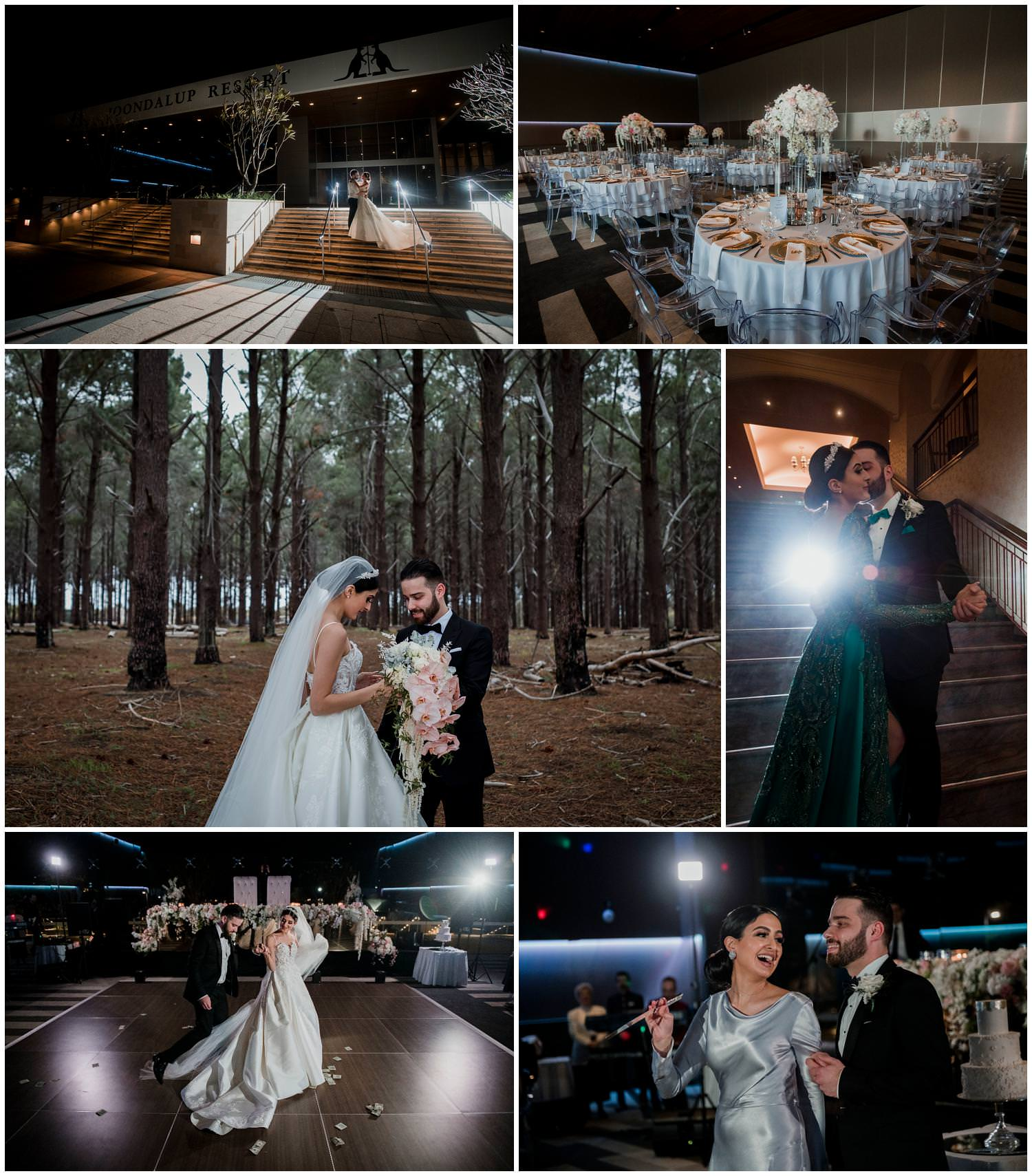 Hana + Seb - Joondalup Resort Persian Wedding
