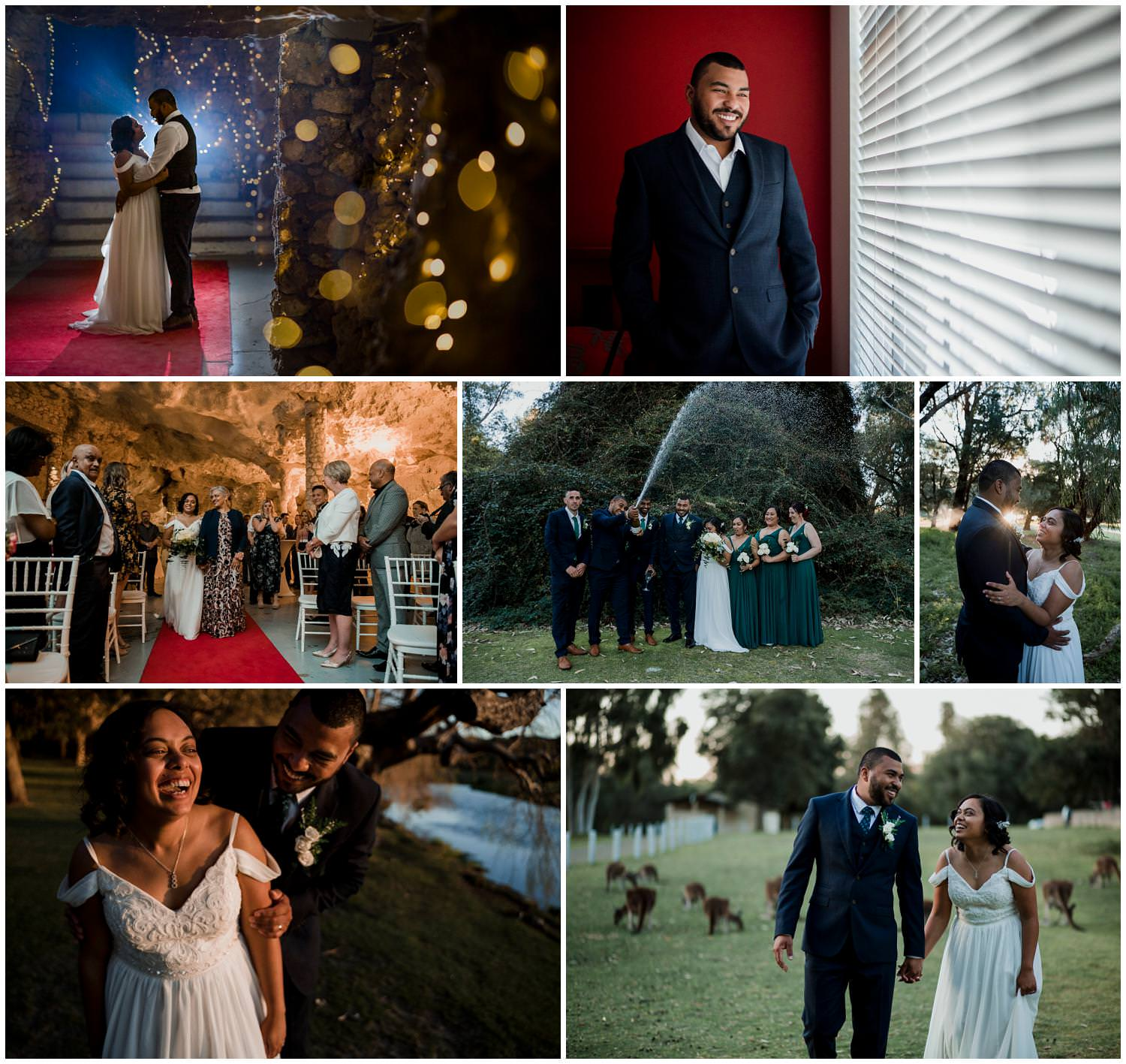 Bec + David - Yancheap National Park Wedding