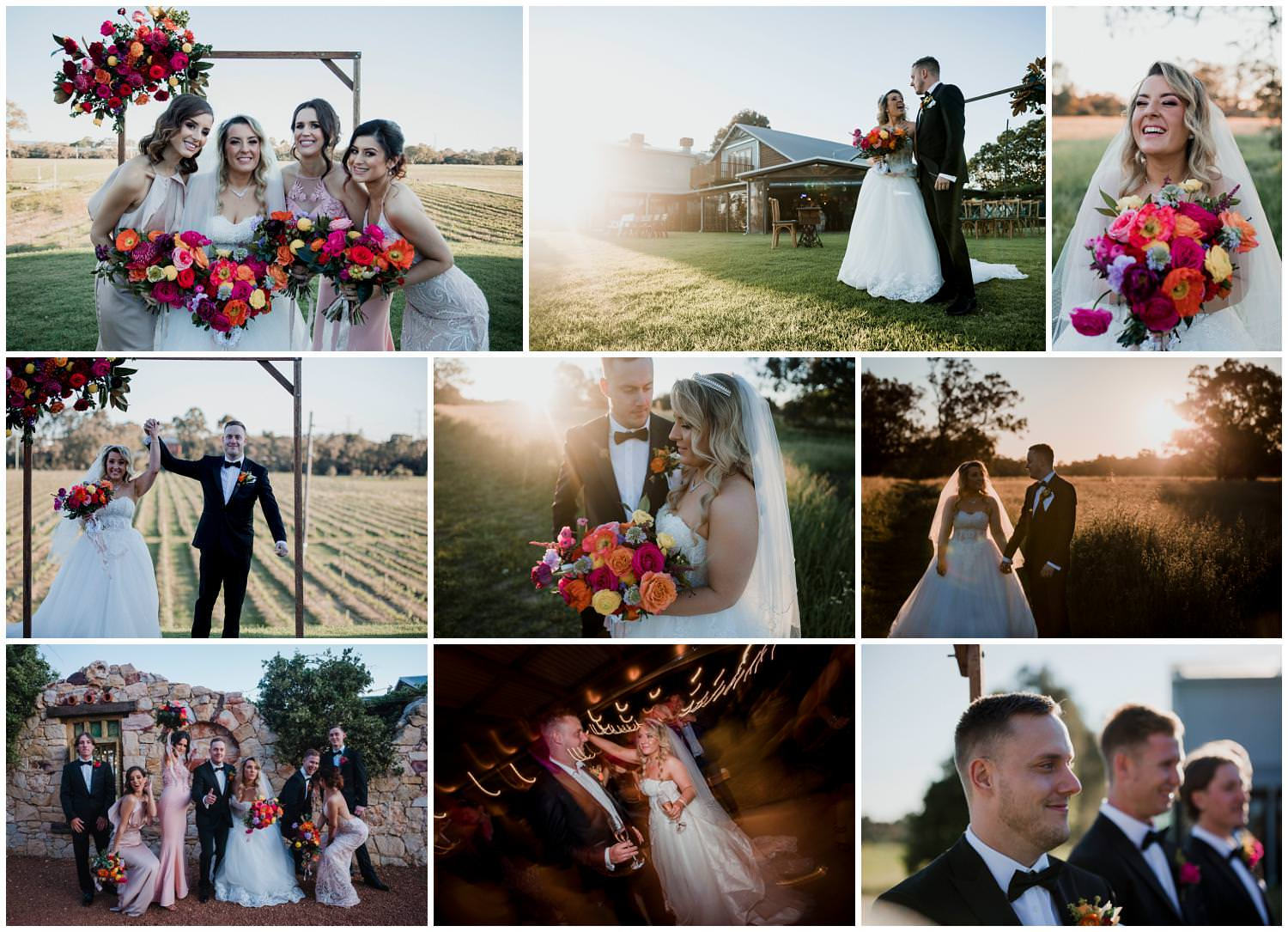 Natasha + Luke - Riverbank Estate Wedding