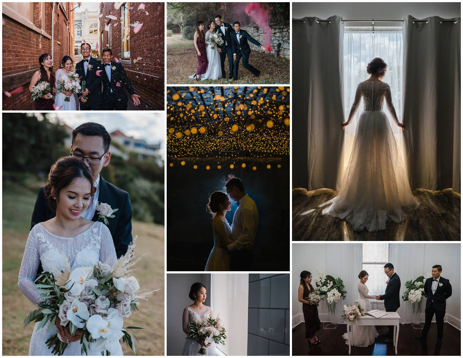 Mimi + Philip- Old Tower House Wedding