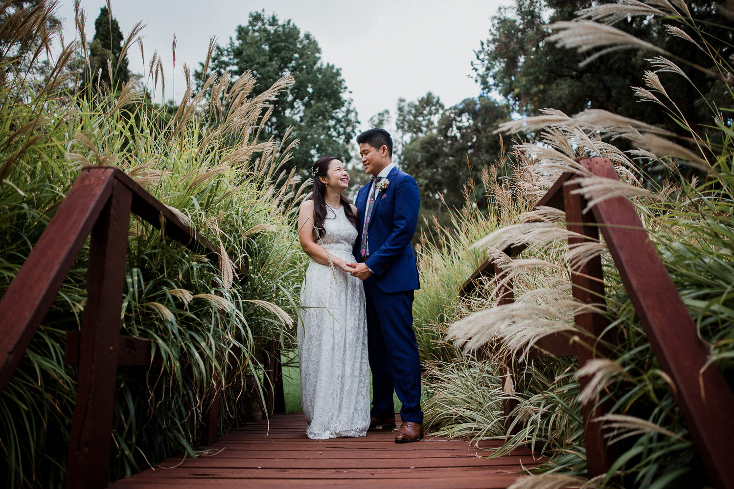 Perth Hills Araluen Botanic Park Wedding